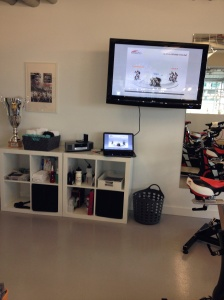 Ride on your own, in a group or RACE! on the WattBike