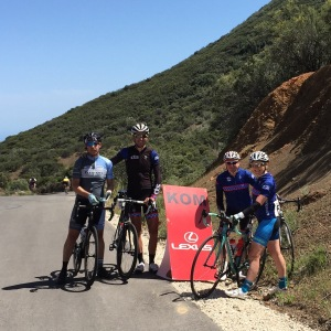 California Coaching and Etape.